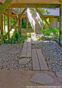 Copyright © E. Merritt Landscape Design ASLA